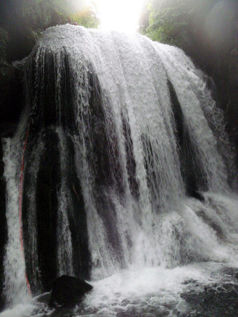 La cascade de Tuffe.