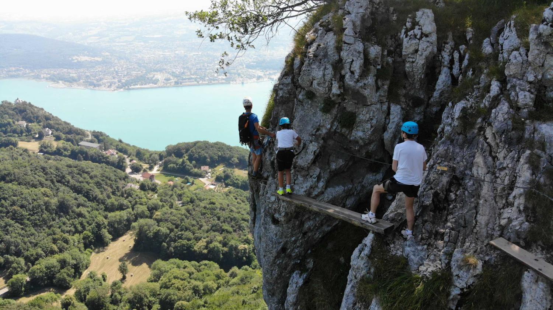Klettersteig Ferrata : Reisetipp klettersteig via ferrata de cavaillon provence frankreich