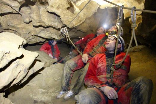 Idée EVG, Grotte roche le Labyrinthe