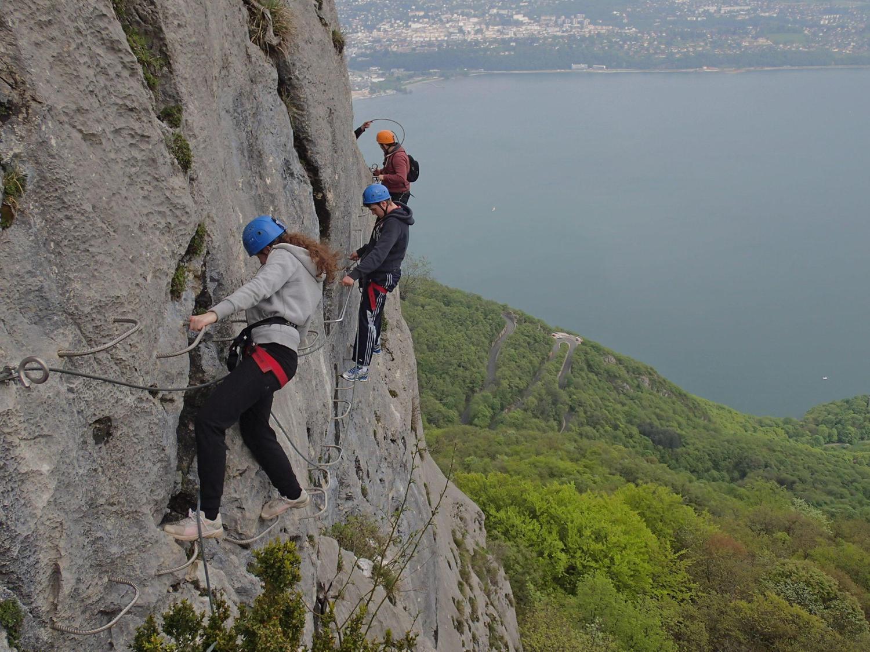 Klettersteig Via Ferrata : Alles über den klettersteig bergwanderung